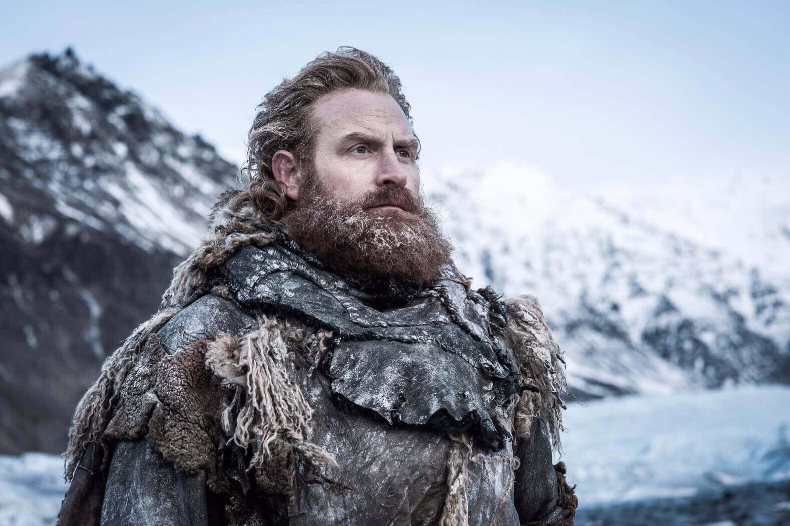 Protéger la barbe en hiver