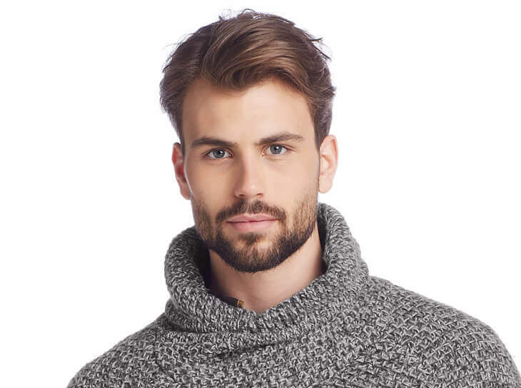 Top 5 barbe courte 2019
