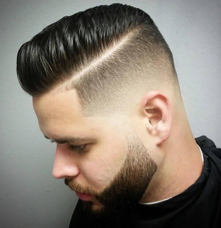 Top 5 barbe dégradée